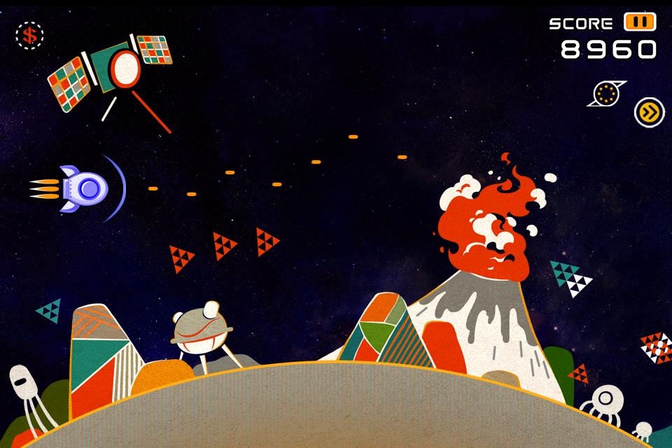 星际动物园 GalaxyZoo 2D 1.0.0下载 卡通外星飞行躲避游戏